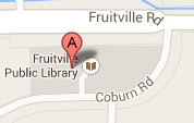 Fruitville Library Map